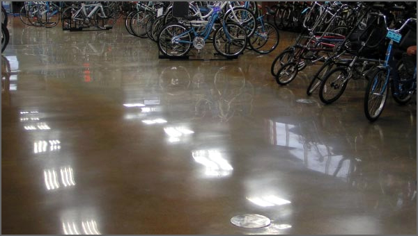 Polished Concrete Services Wausau