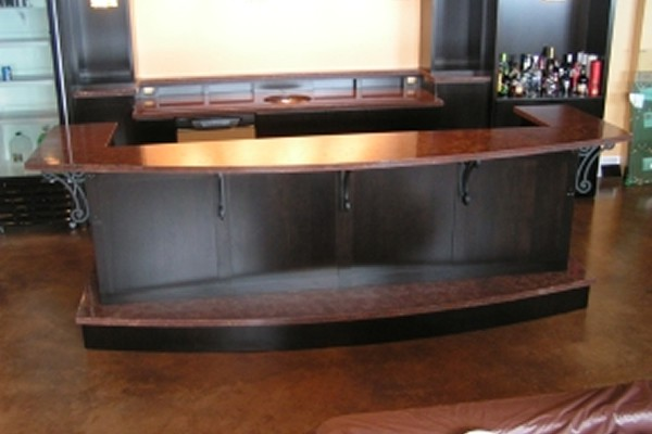 Concrete Countertop Installation Wisconsin Outagamie Cool