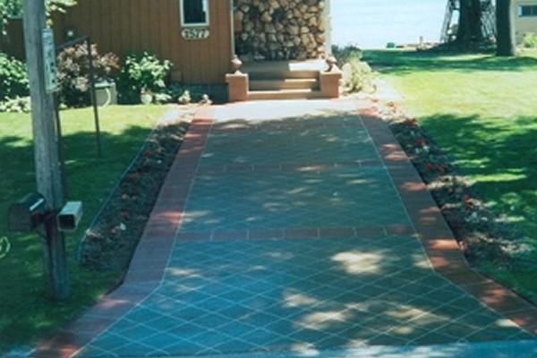 Deck Floor Patterns